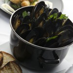Pot of Mussels