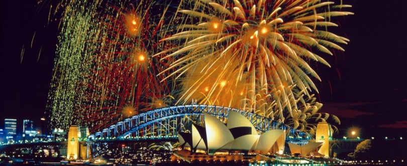 sydney new years eve at georges darling harbour