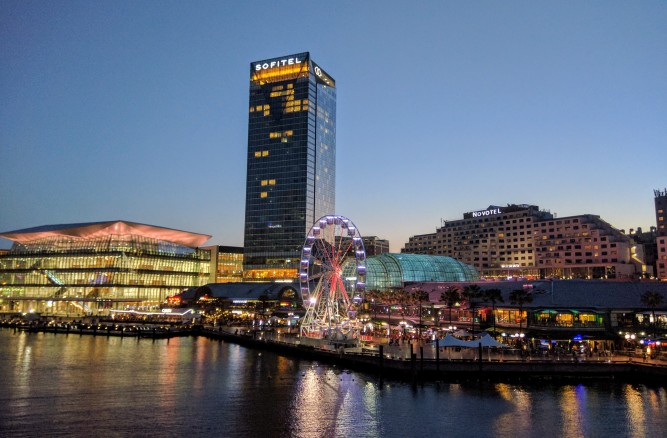 Darling Harbour Ferris Wheel