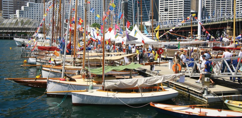 Darling Harbour To Host Classic And Wooden Boat Festival