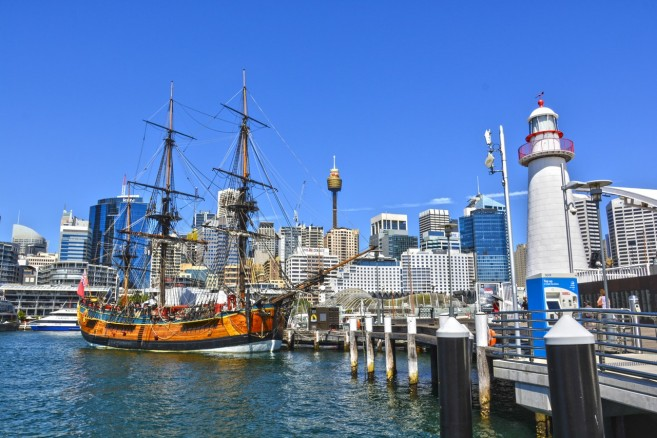 Darling Harbour events