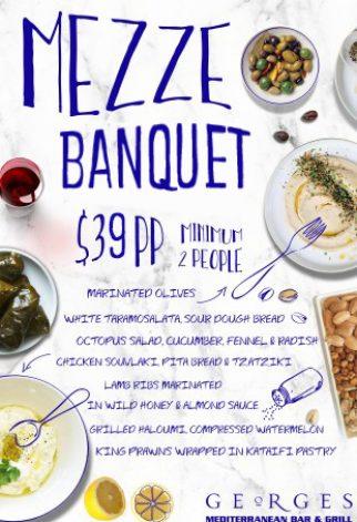Mezze Banquet